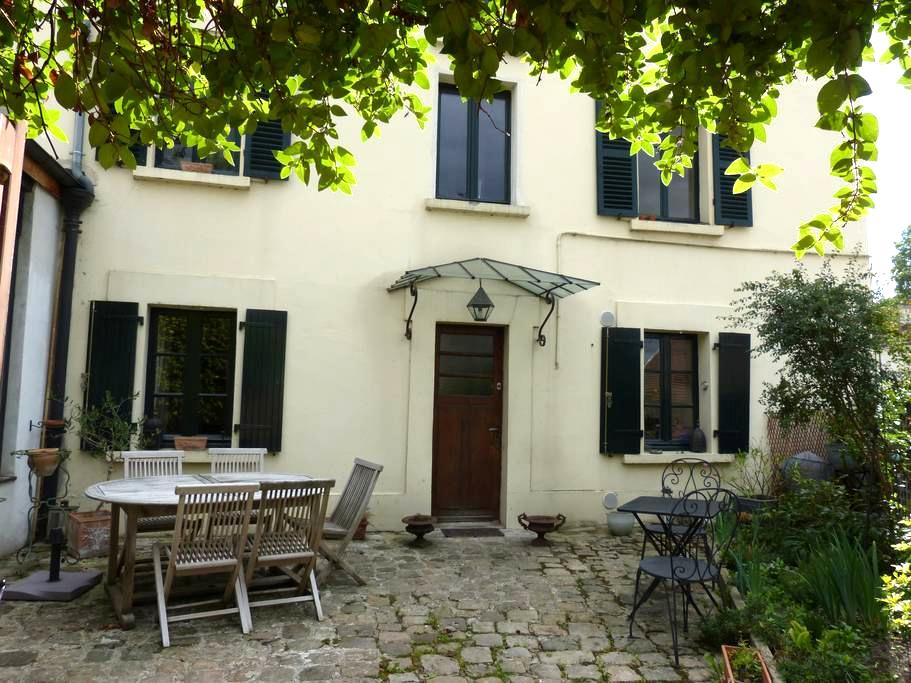 Maison de charme - Bougival - Rumah