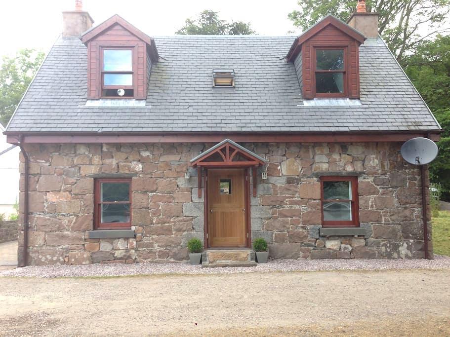 Tigh an Raat  lochside cottage - Inveraray  - บ้าน