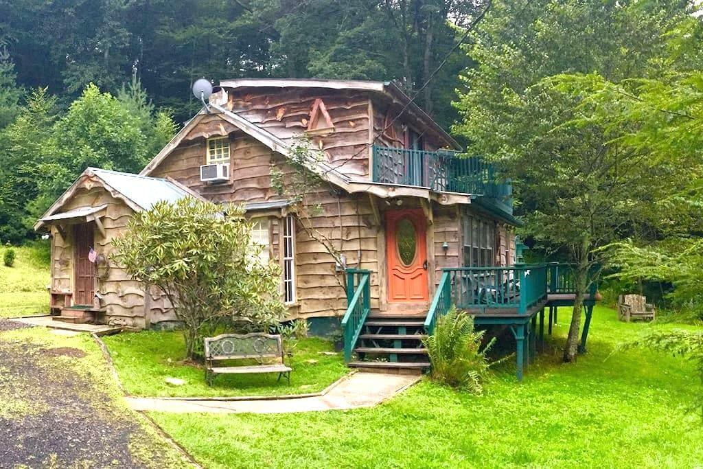 Rushing Stone Cottage - Jefferson - Bungalov