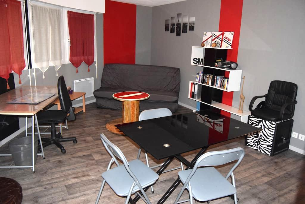 Appartement (50 m2) entre campus et centre ville - Poitiers - Apartment