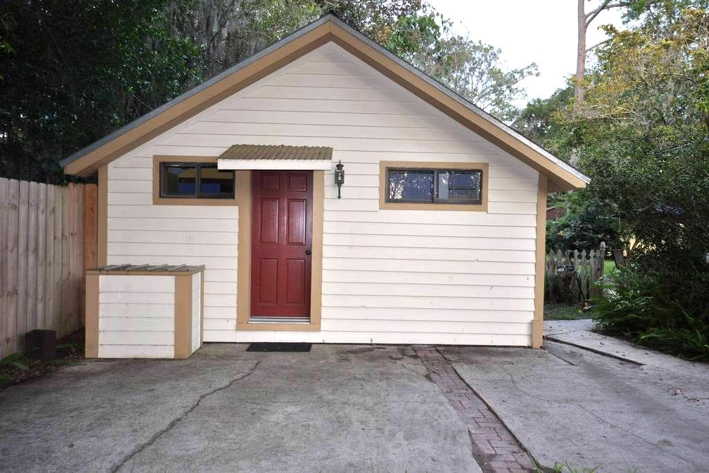 Quiet, clean cottage close to UF - Gainesville - House