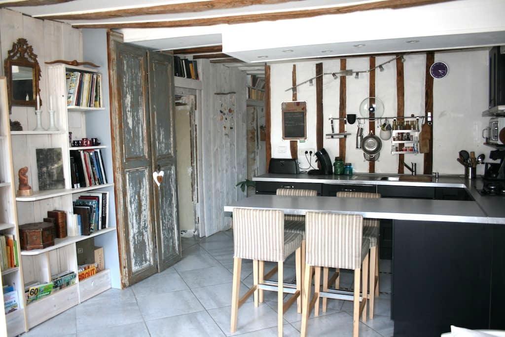 Appartement centre ville 4/5 pers - Fontainebleau - Appartement
