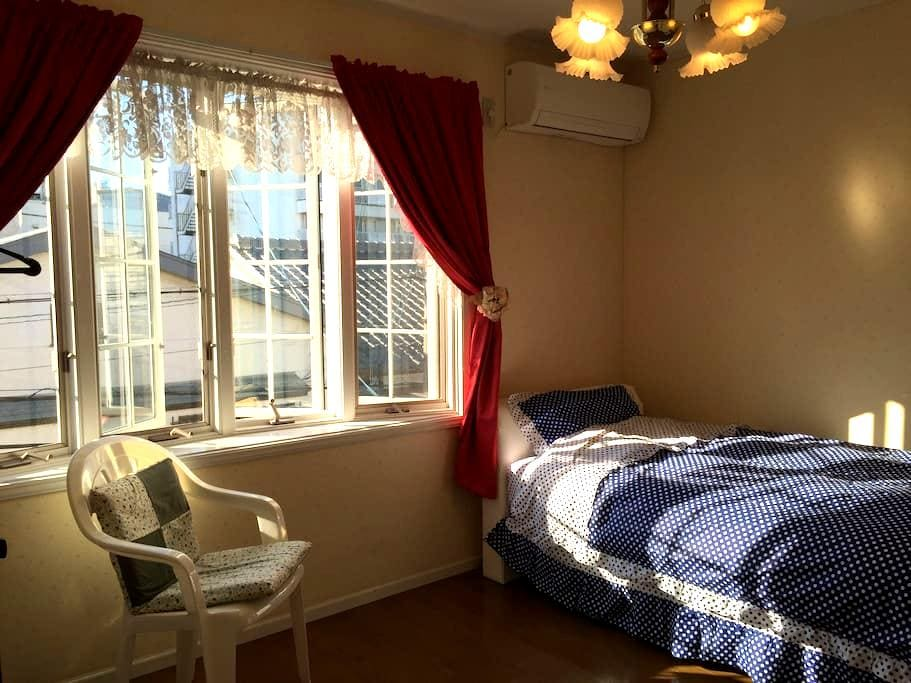 Cozy house 10min to Kyoto, Room 5 - Otsu - Huis