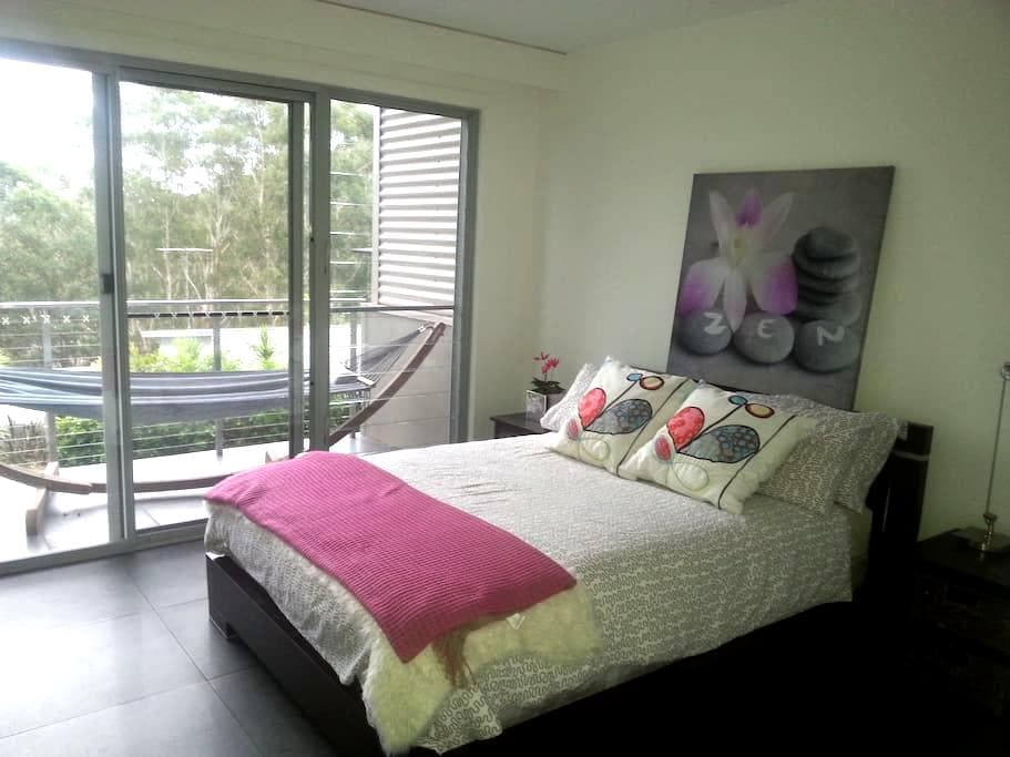 Modern, Private and Convenient - Bed2 - Hornsby - Huis