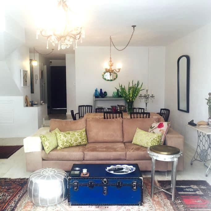 Lovely home near Gautrain Rosebank - Johannesburg - Apartment