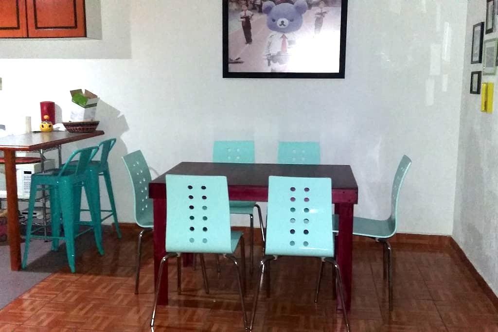 Bonito departamento al sureste de la ciudad - Mexiko-Stadt - Wohnung