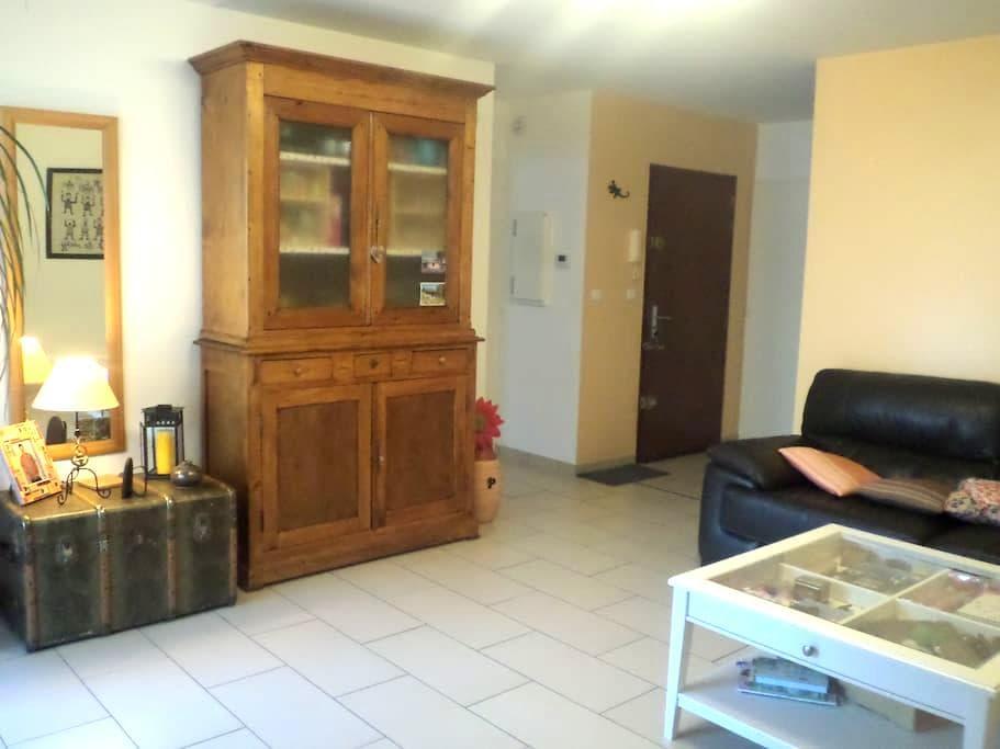 Appartement 3 pièces, Voiron centre - Voiron - Byt