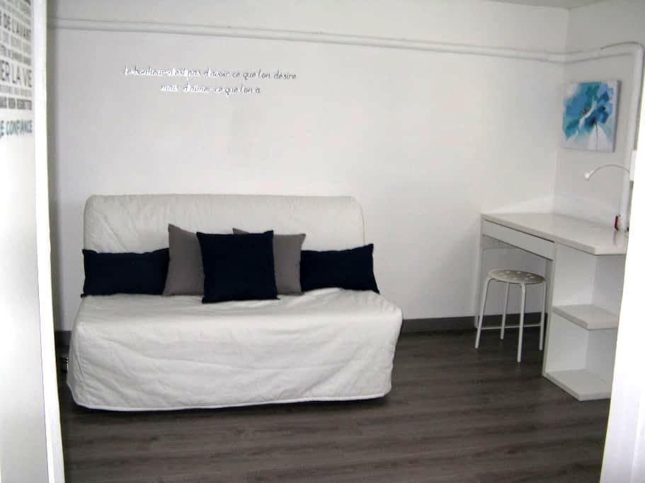 Studio chez l'habitant Blois - Blois - Huoneisto