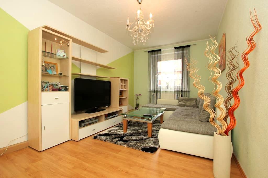 ID 4106 | 3-room- apartment - Hanover - Apartemen