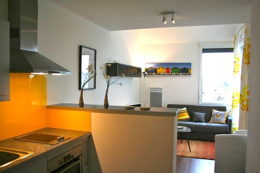T2 - BEL APPARTEMENT À SAINT -MALO - Saint-Malo - Apartment