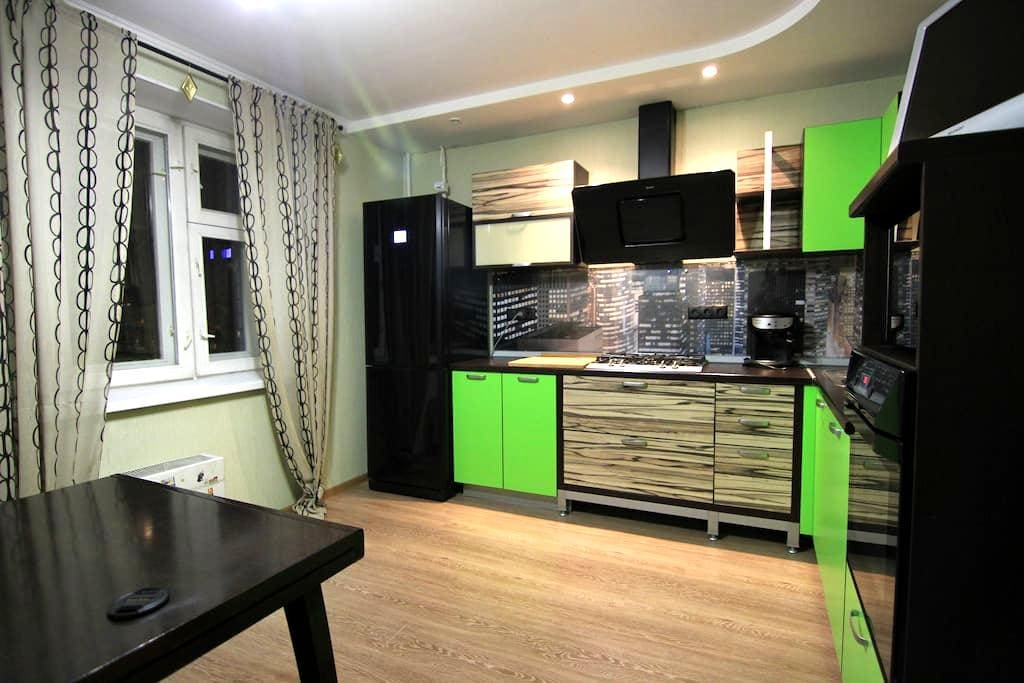 Стильная квартира в Нижнем Новгороде - Nizhnij Novgorod - อพาร์ทเมนท์