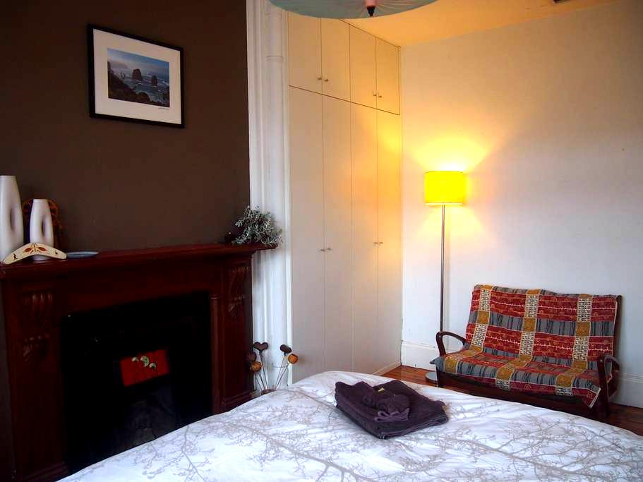 Location Space Character & Comfort! - Fitzroy - Casa