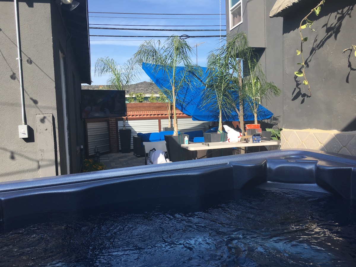 events the majestic residential resort wjacuzzi bungalows for rent in culver city california united states