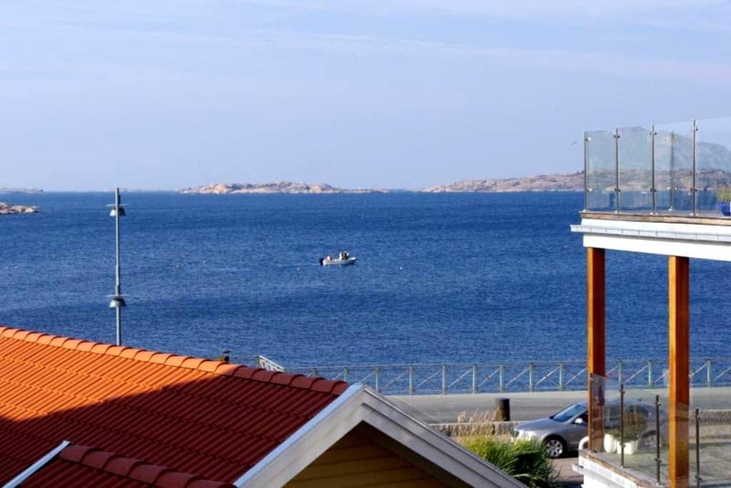 Lägenhet med havsutsikt i Lysekil - Lysekil - Apartment