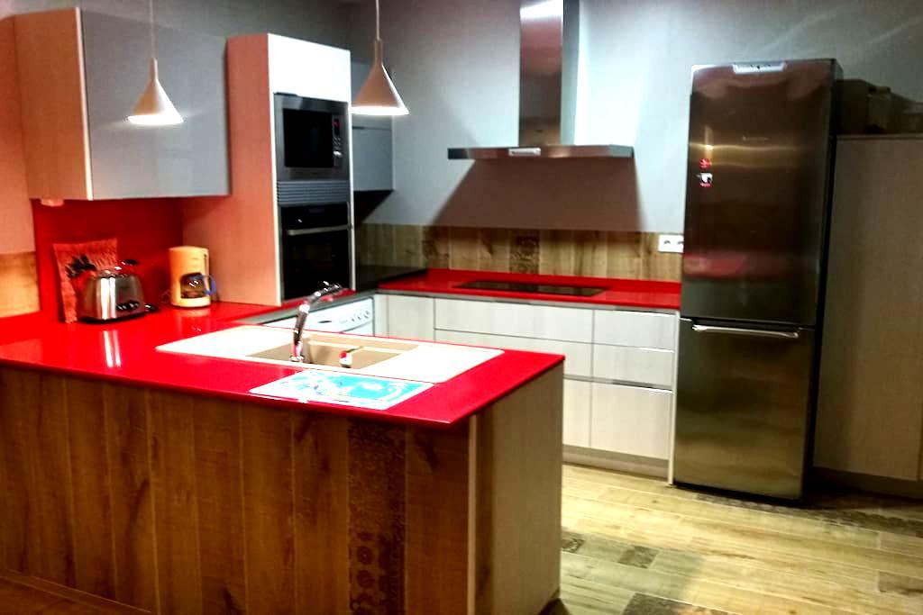 Centrico apartamento amplio - Logroño - Apartamento