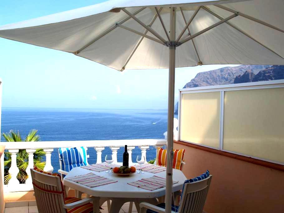Apartment with spectacular views - Santiago del Teide