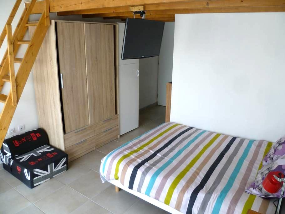 Studio vacances - Lézignan-Corbières