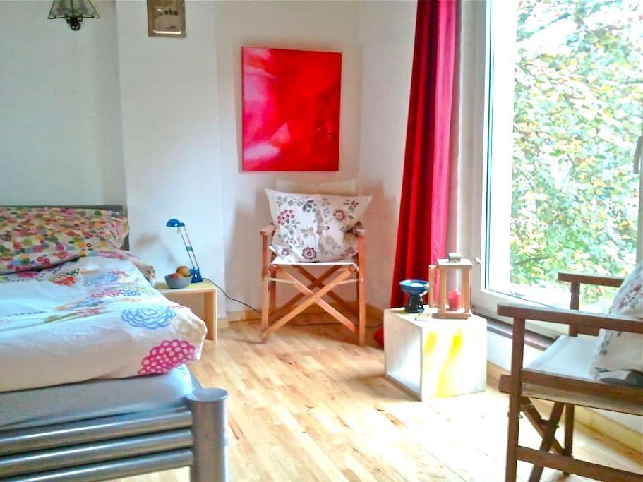 Rote Buchenest - Neuwied