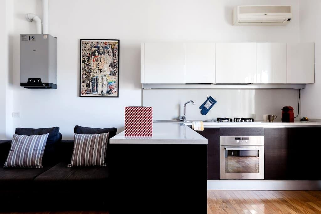 Trendy apartment in Porta Nuova Buenos Aires - Milano - Apartment