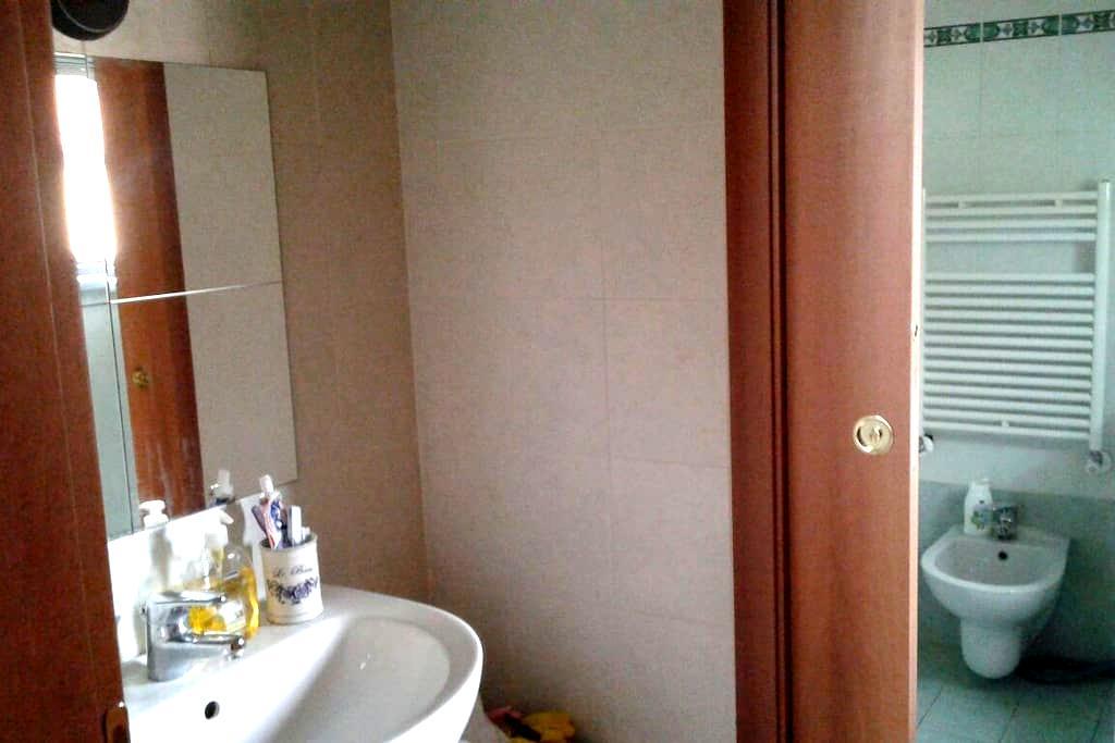 Accogliente bilocale con  terrazzo - Trivolzio - Квартира