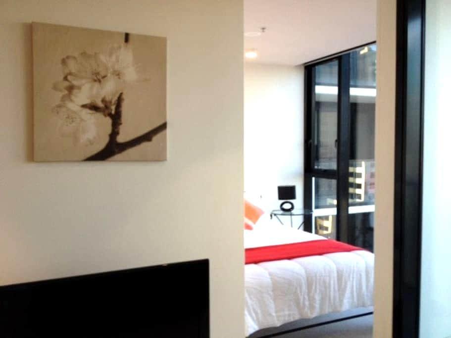Modern 1 Bedroom Near CarltonGarden - Melbourne - Apartment