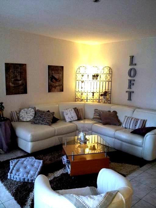 Cathy Home Hyper centre Epernay - Épernay - Apartament
