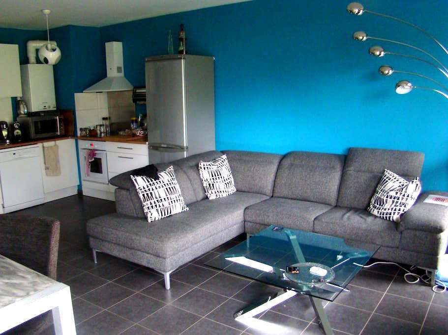 BEL APPARTEMENT RDC 70 M2 LUMINEUX. - Vandœuvre-lès-Nancy - Apartment