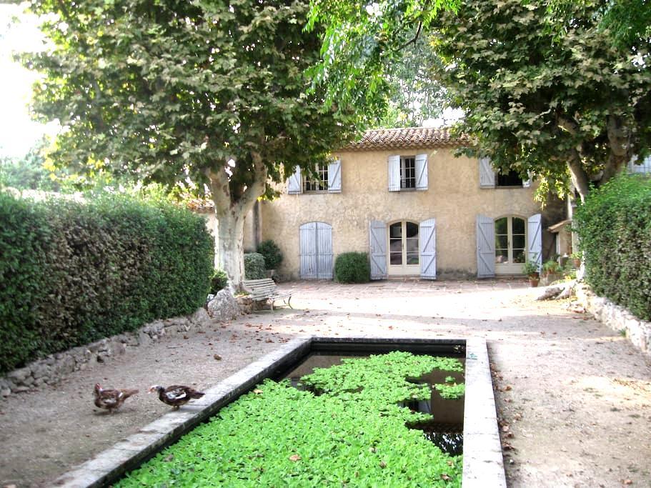 Chambre Midi - Aix-en-Provence - Guesthouse