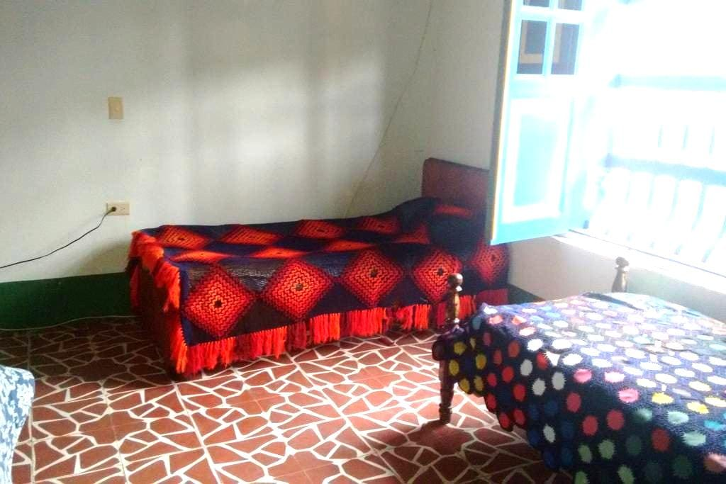 Jerico, beatuful colonial house. visit us. - Jericó - Hus