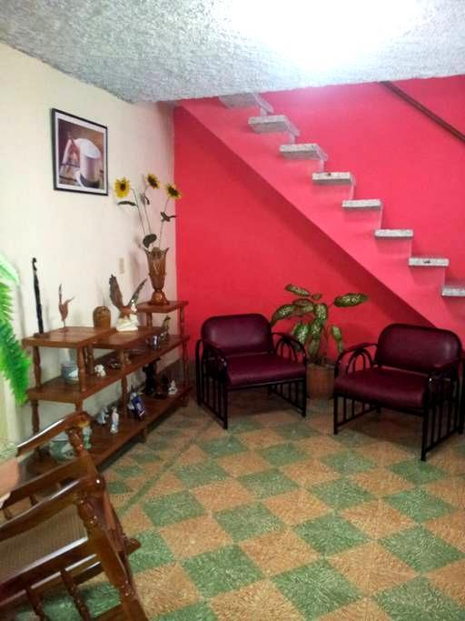 Hostal Villuendas 75 - Santa Clara - Apartment