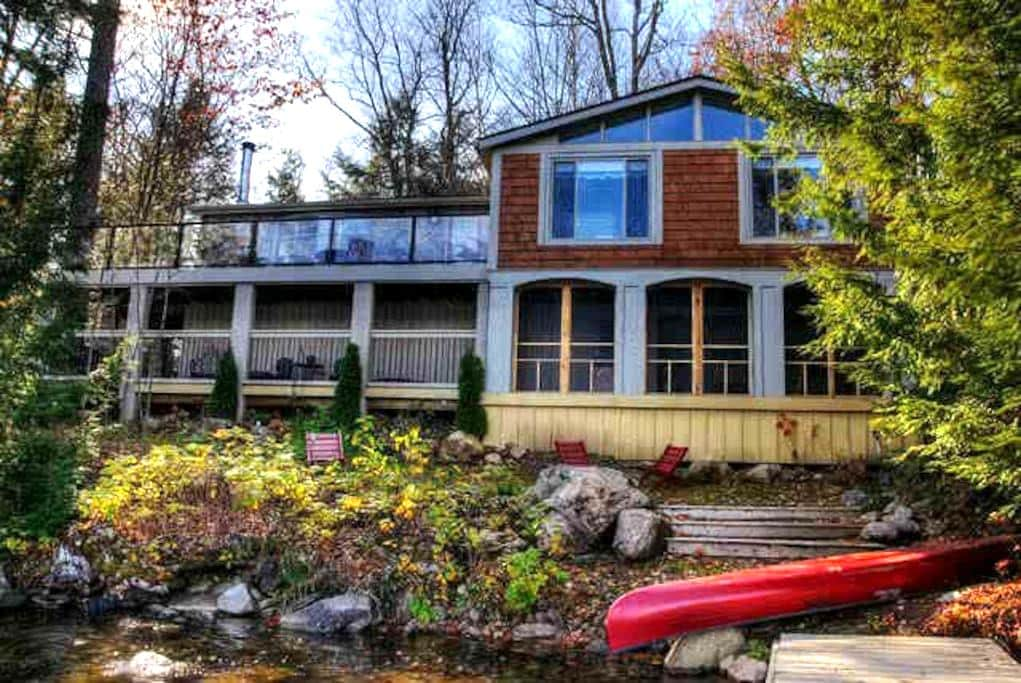 Breath Taking Muskoka Escape - Baysville