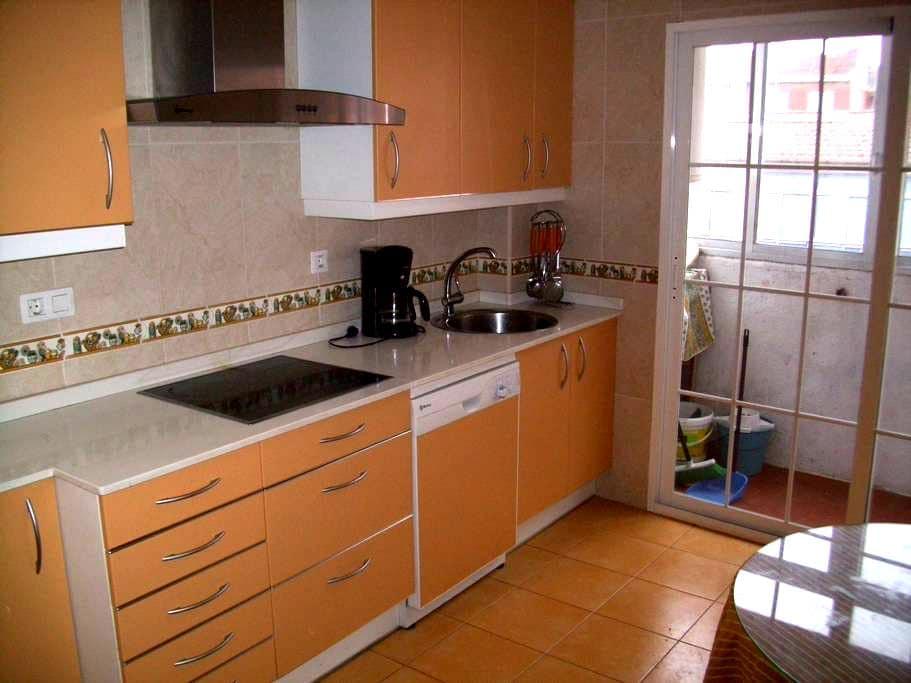 Piso amplio y luminoso - Ciudad Rodrigo - Casa