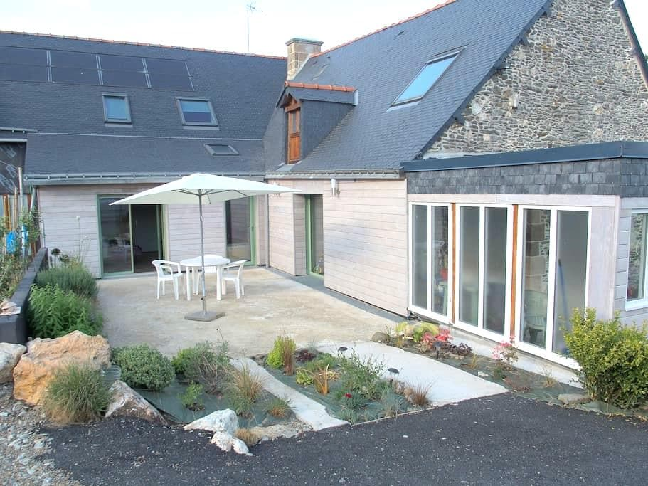Chez Marie -Thé et Guy, Morbihan - Gueltas - Rumah