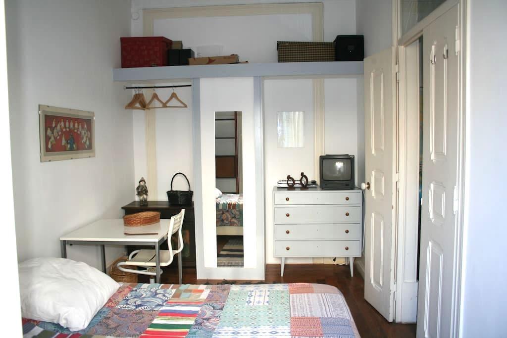 Your room in the city center - Lisboa - Lägenhet