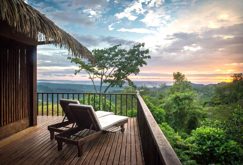 Pura Vida Ecolodge - Villa Eco-Lujo - Tres Rios - Allotjament sostenible a la natura