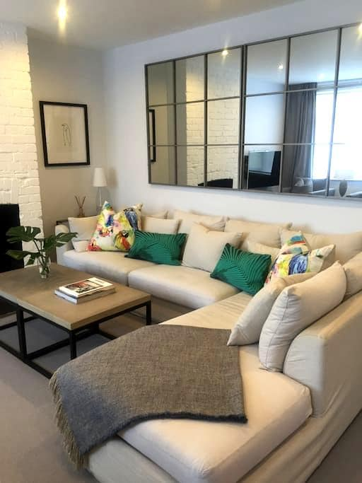 Comfortable room in a modern home - Ludgershall - 独立屋