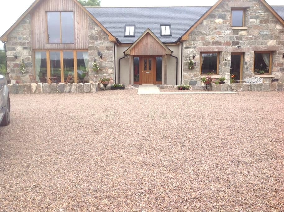 Belskavie Croft bed & breakfast - Aberdeen - Bed & Breakfast