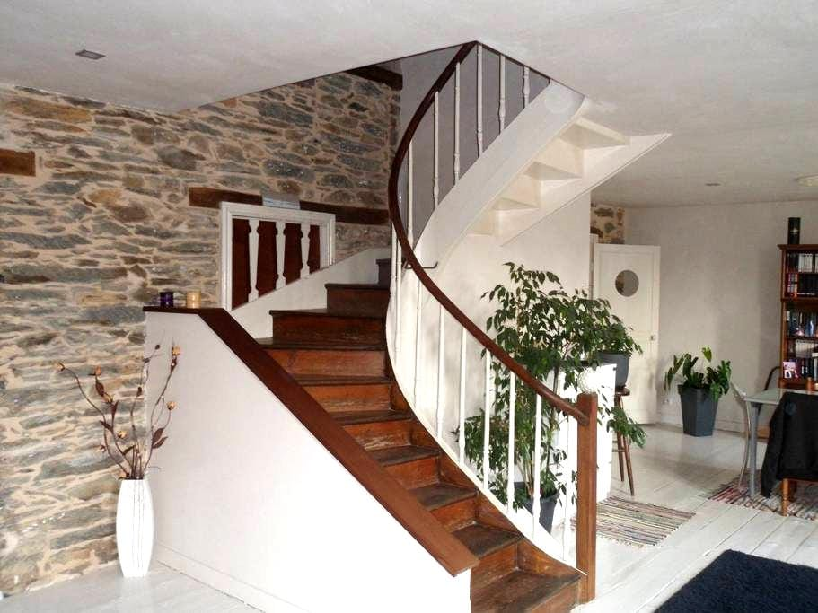 Chambre 1 tout confort - Morlaix - Haus