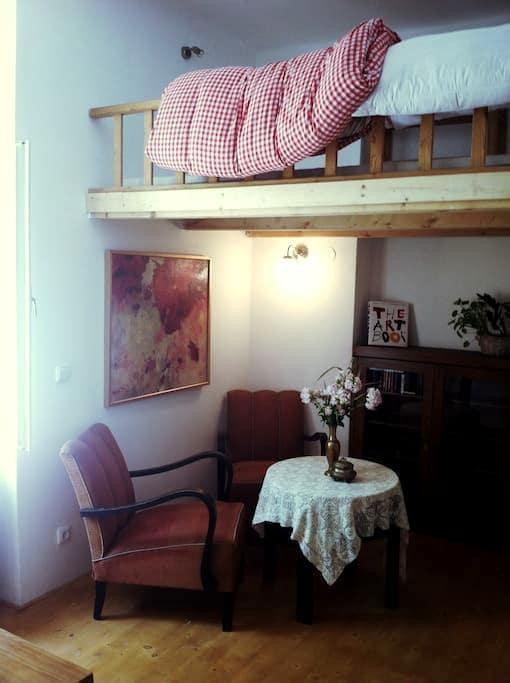 Cozy studio near downtown - Praha 5