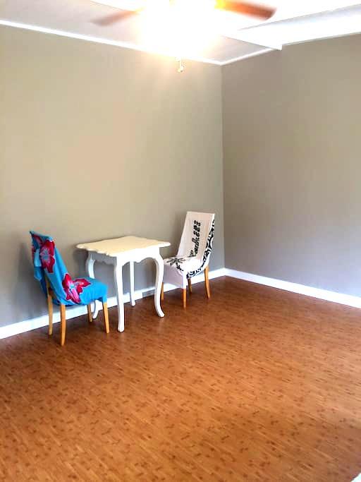 New studio apartment on the North Shore - Kilauea