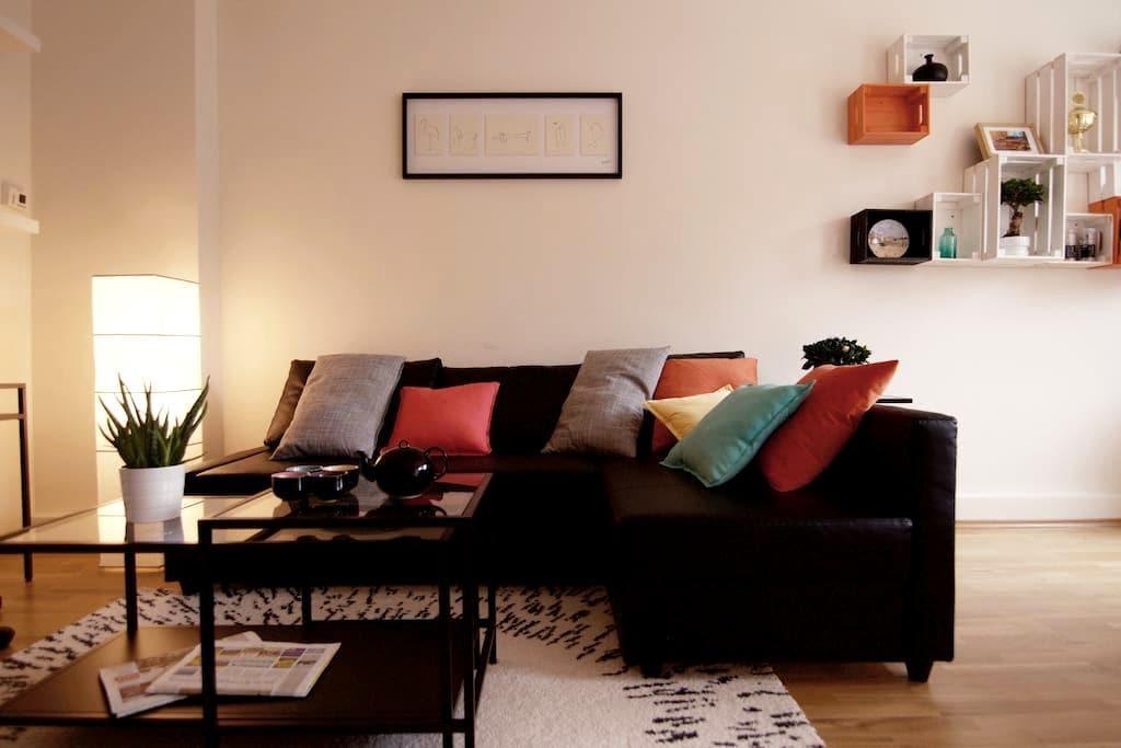 schöne Wohnung im Herz von Hannover - Hanover