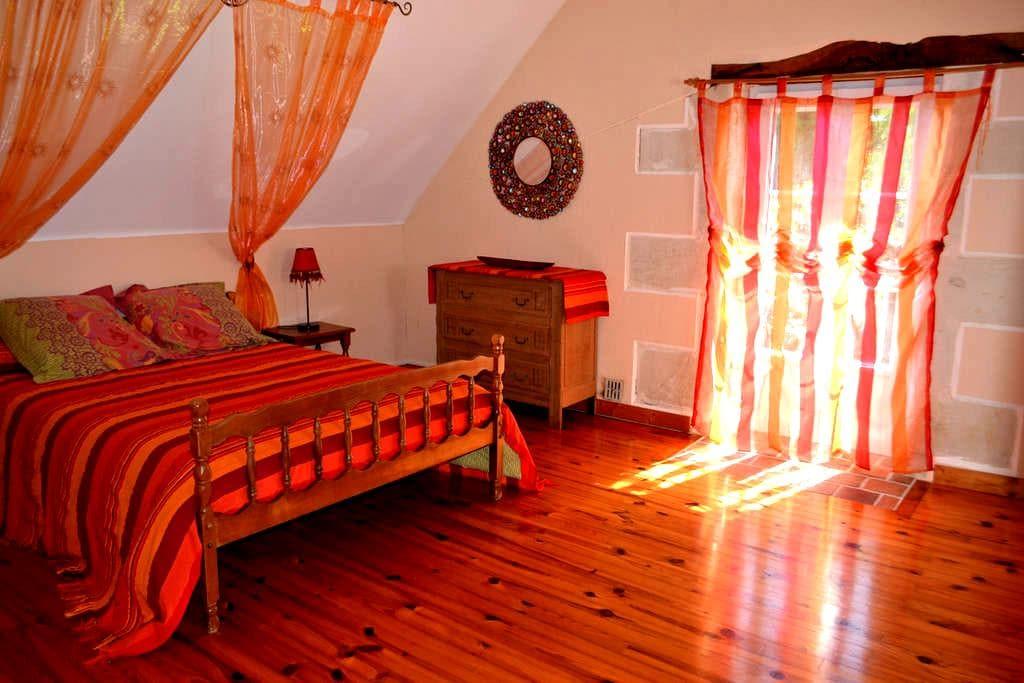 Chambre au calme à la campagne - Saint-Épain - Guesthouse