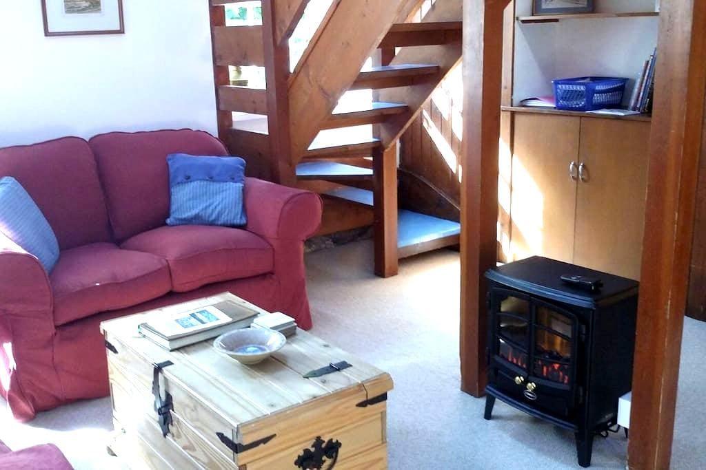 Lodge Barn, Fodderty Lodge - Dingwall - House