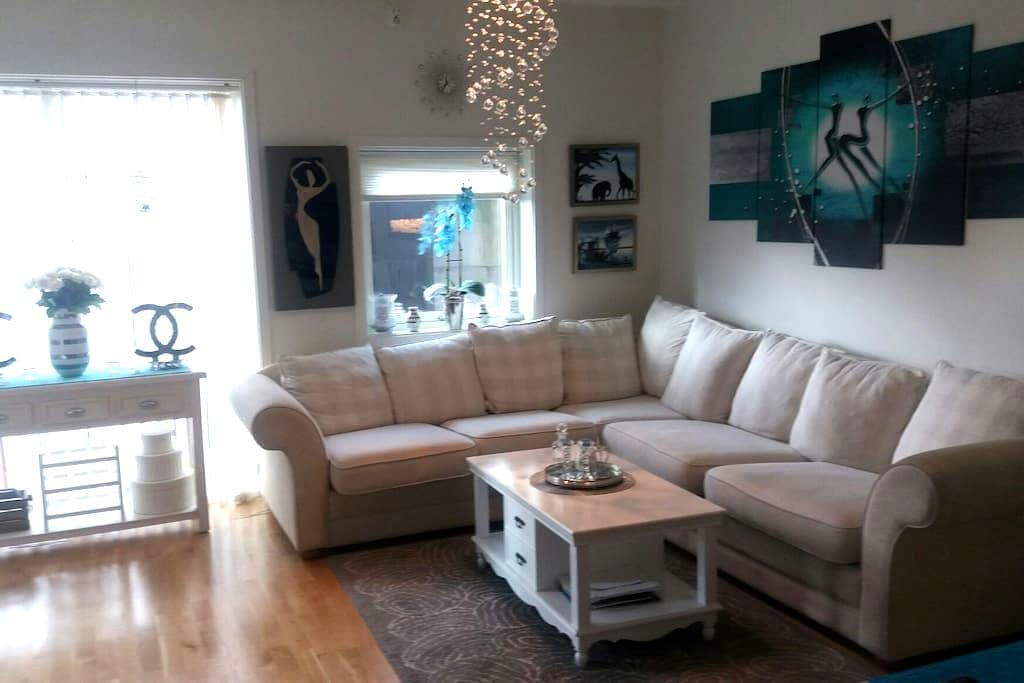 3 bedroom apartment  with terrace and free parking - Bergen - Apartment