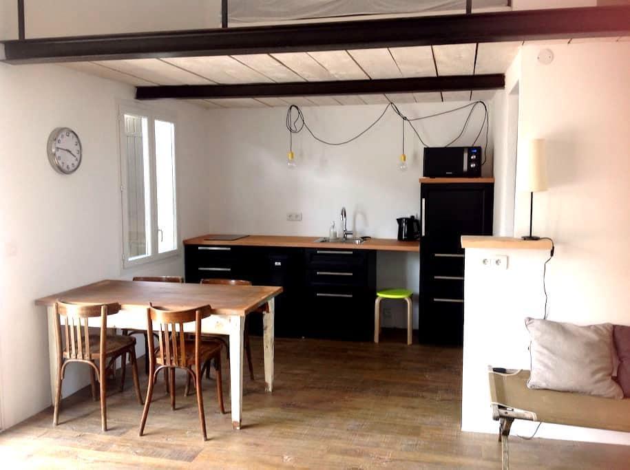 Belle maisonnette indépendante - Jouques - Haus