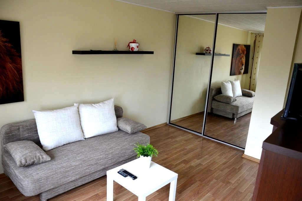 Center Studio Apartment - Marijampolė