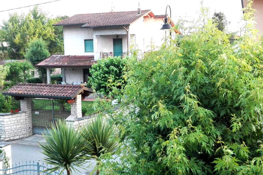 SCAPPATINA IN VERSILIA!!LUMINOSA CAMERA DOPPIA - Capanne-Prato-Cinquale - อพาร์ทเมนท์