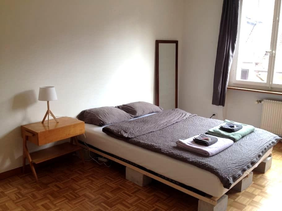 Cozy Room in the Old Town - Berne - Appartement