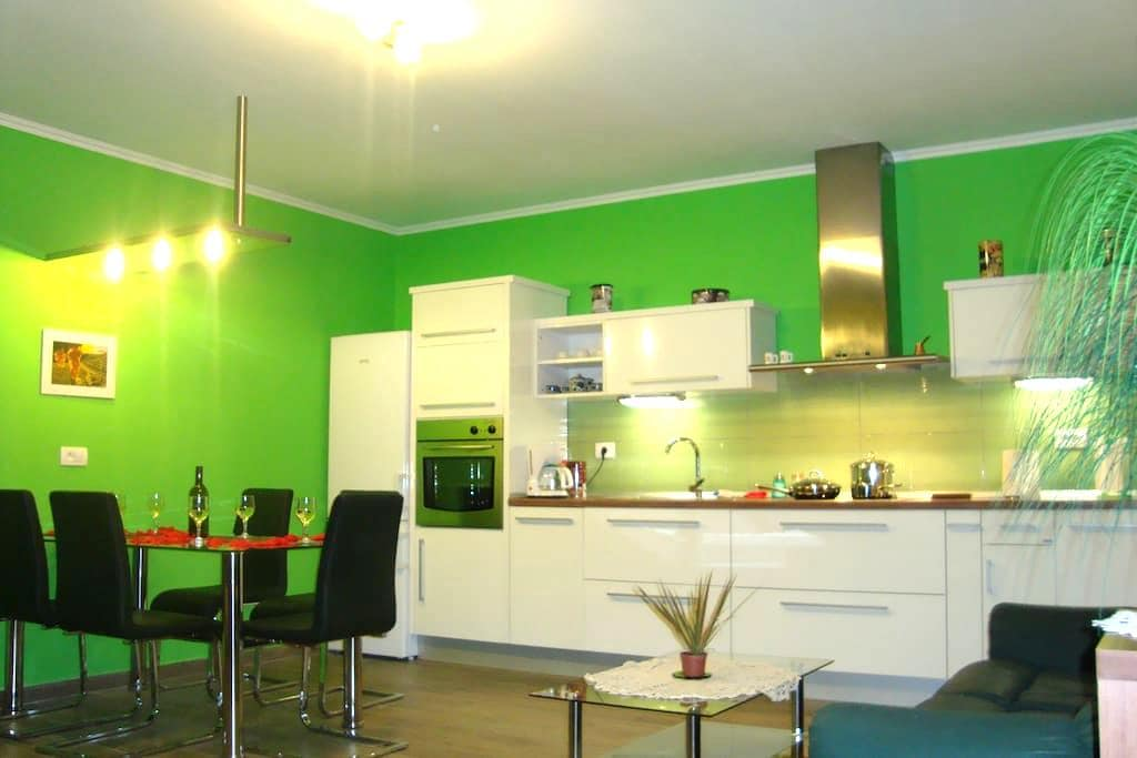 Location is ideal for your trip     - Vipava - Apartemen