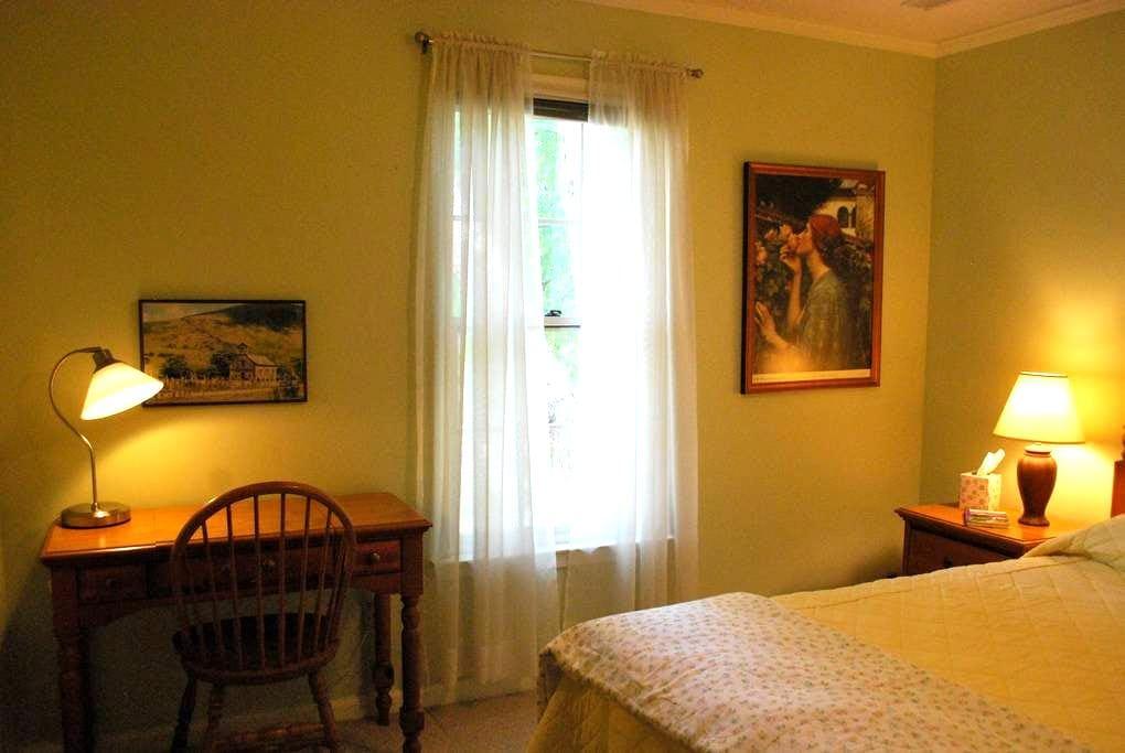 Jane's Room - Salisbury